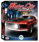 Motor City Online Game box