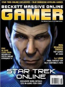 massive online gamer magazine