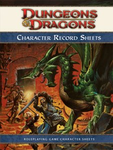 Dungeons and Dragons game supplement